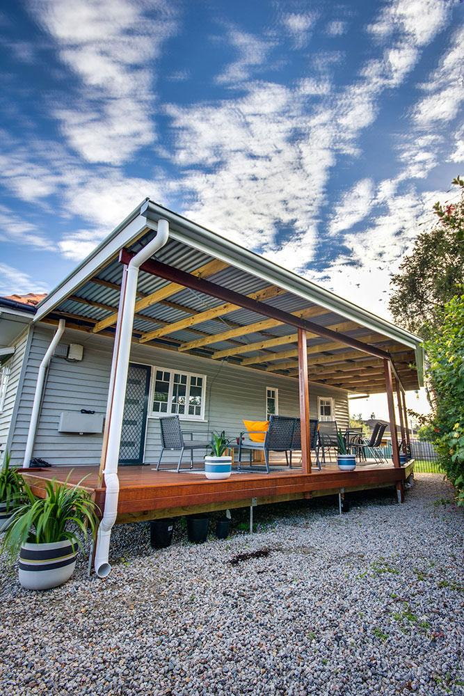 Replacing old Patios