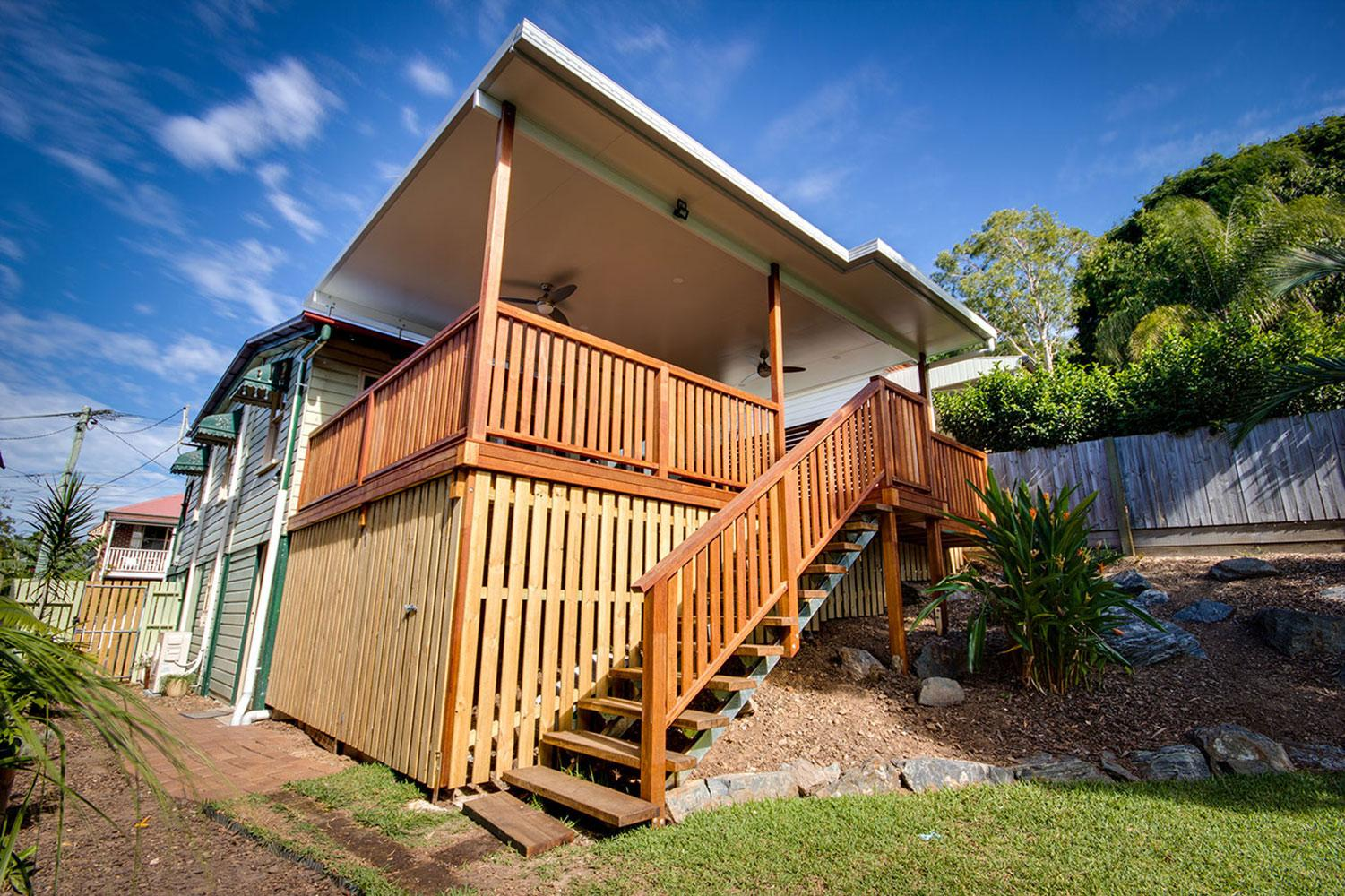 Brisbane and Gold Coast Specialist Deck Builder