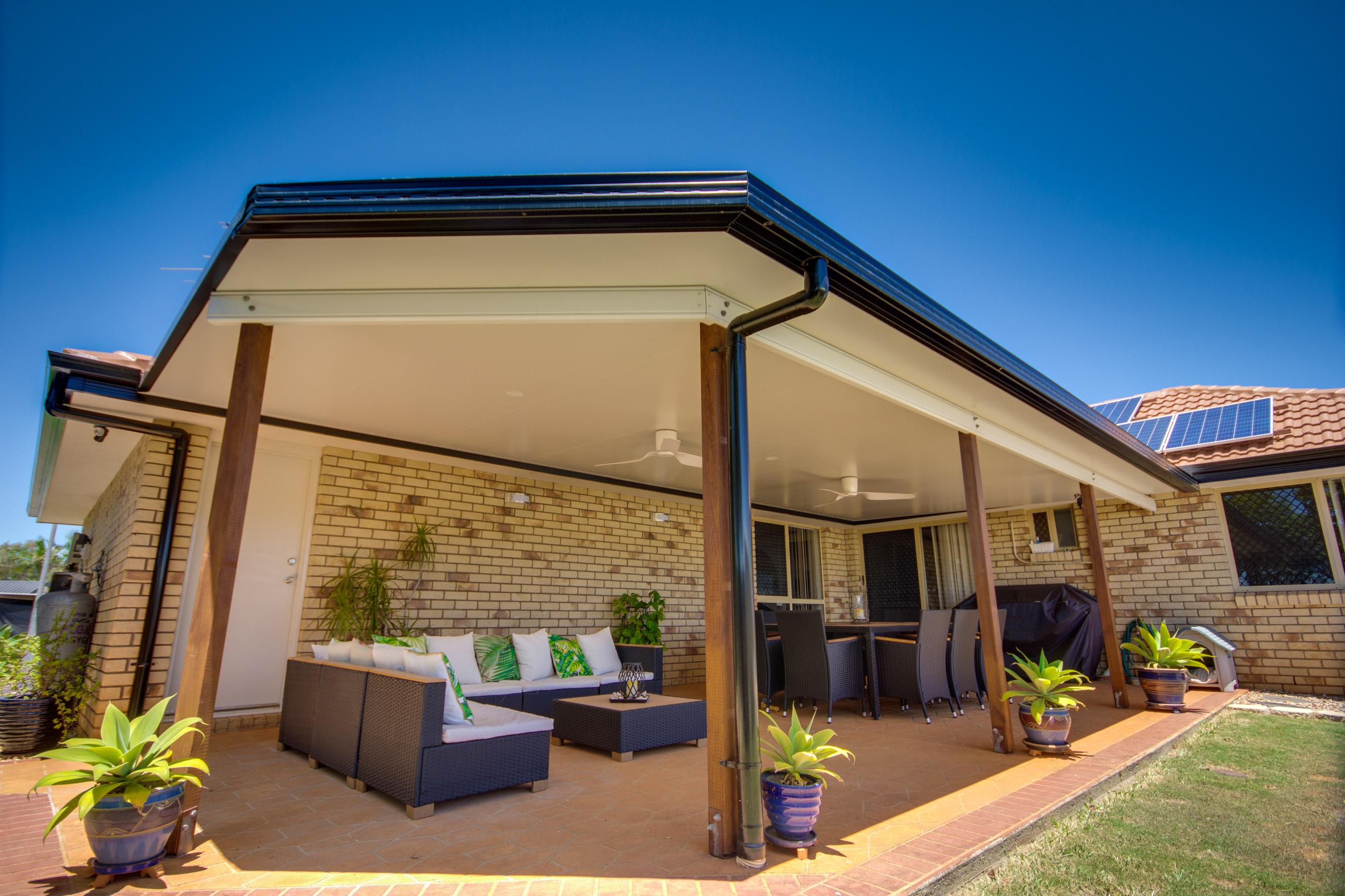 Attached Insulated Patio, Redland Bay