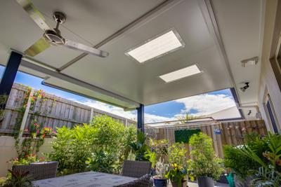 Insulated Patio Victoria Point