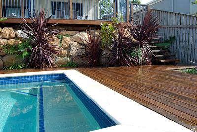 Pool Deck & Patio Roof Reedy Creek, Gold Coast