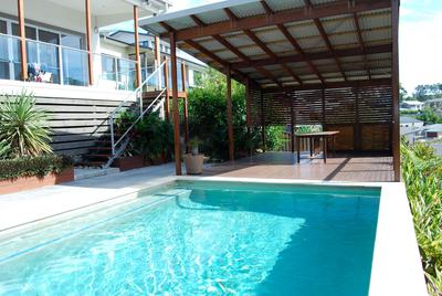 Pool House, Mt Gravatt, Brisbane
