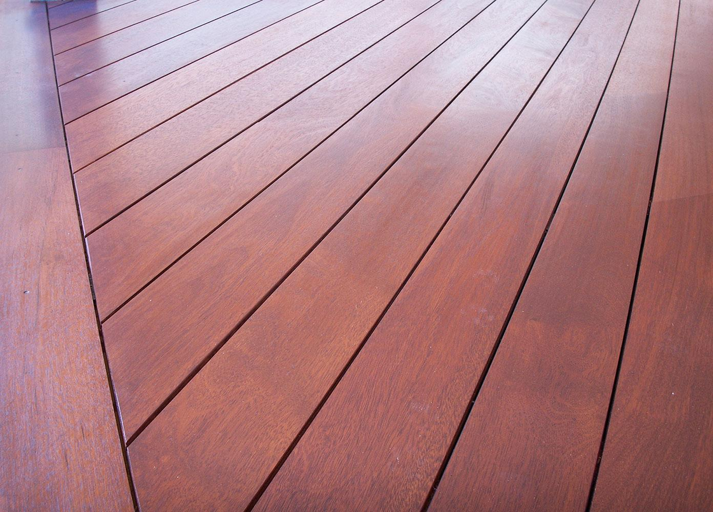 Why oil my deck?