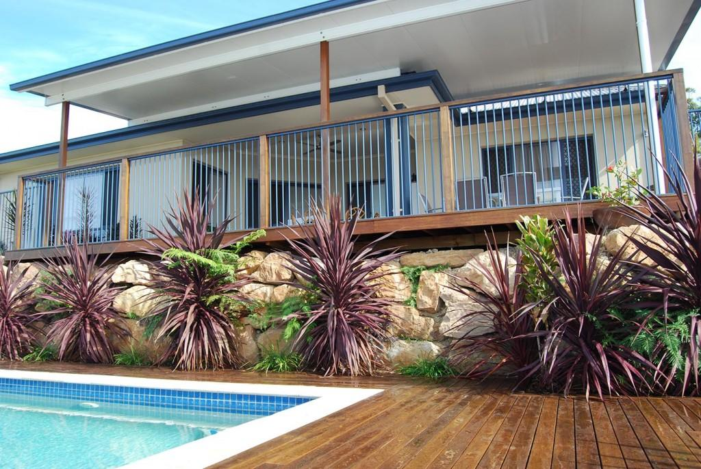 In-ground Pool Decking Options