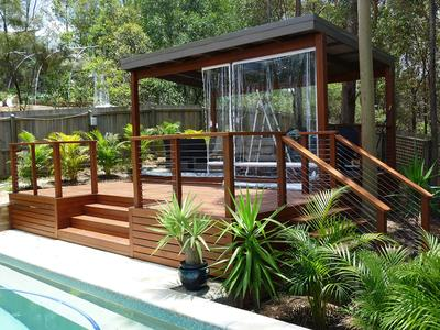 Brisbane Pool Deck & Patio Roof