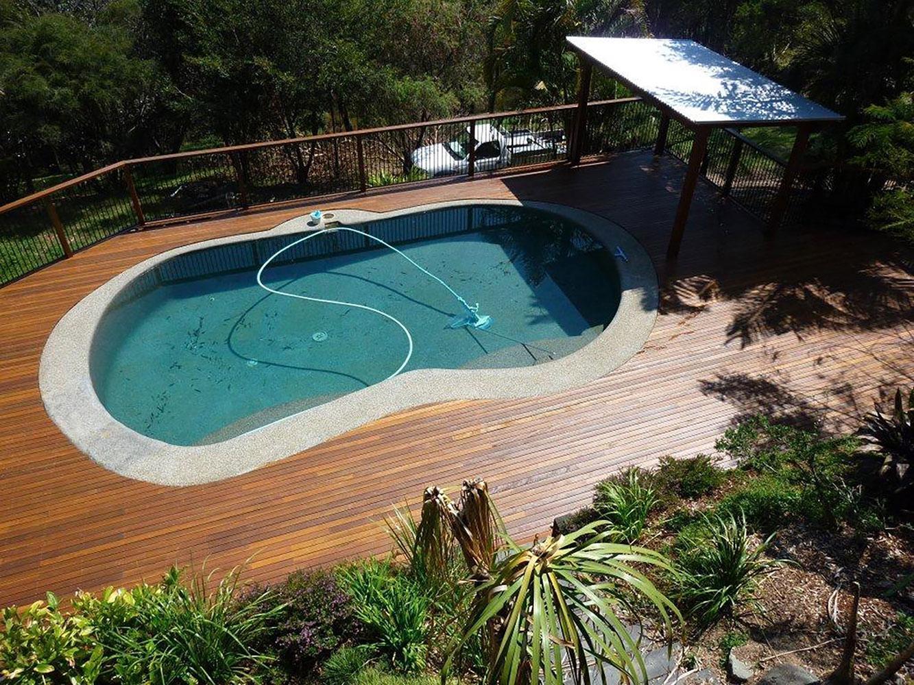 Sunshine Coast Pool Deck Amp Gazebo Deking Decks
