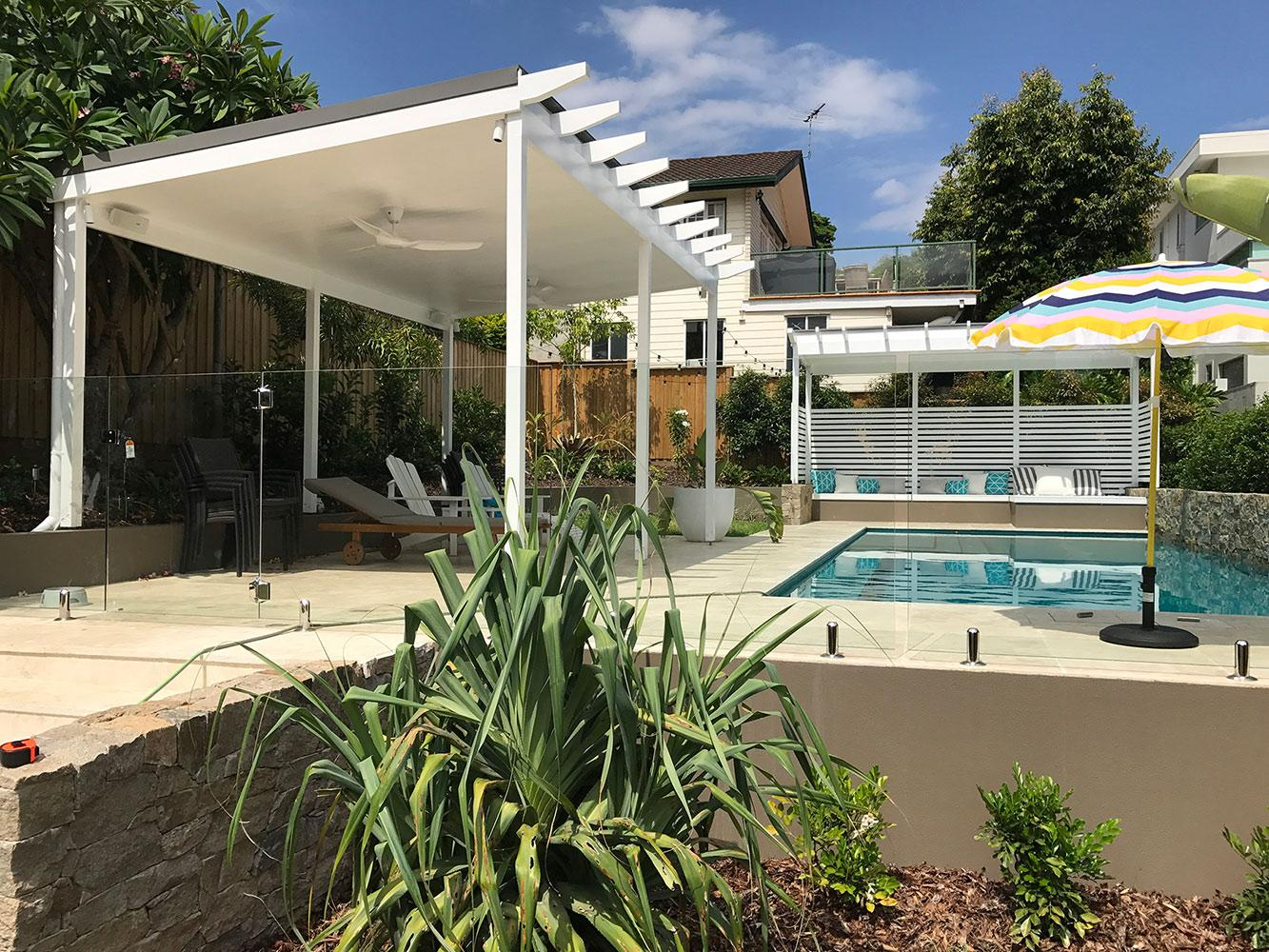 Pool House, Grange, Brisbane