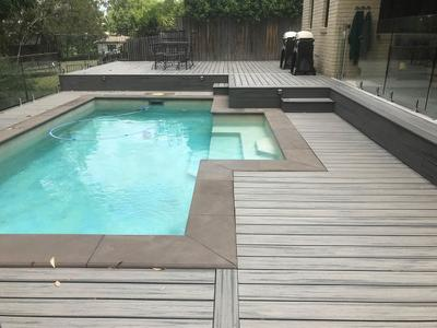 TREX decking at Kenmore