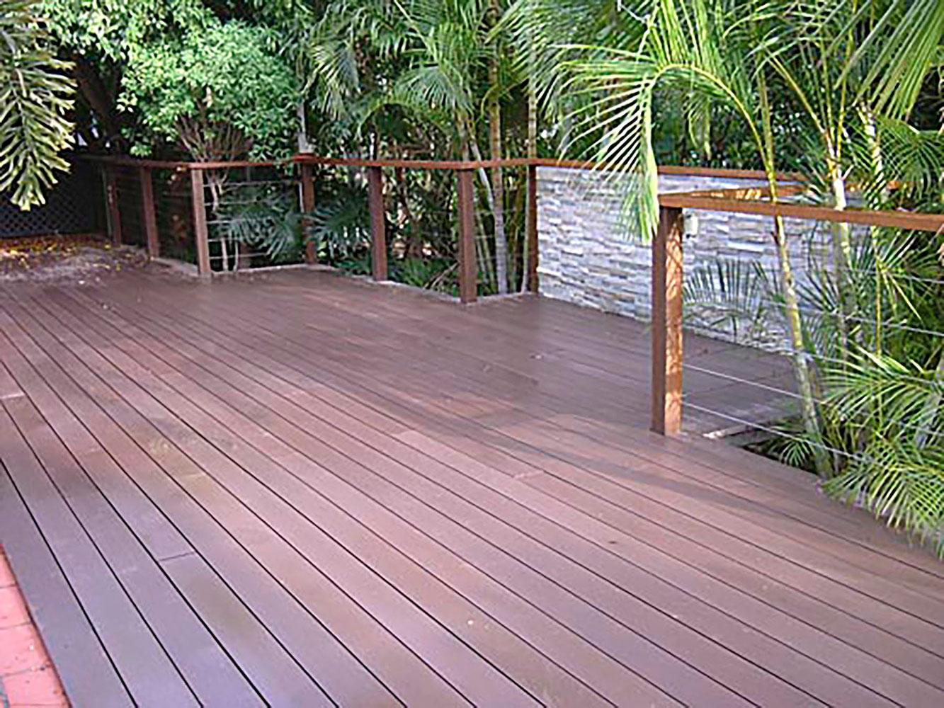 Eco Decking Brisbane Gold Coast Sunshine Coast
