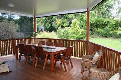 Thinking About Adding a Timber Patio?