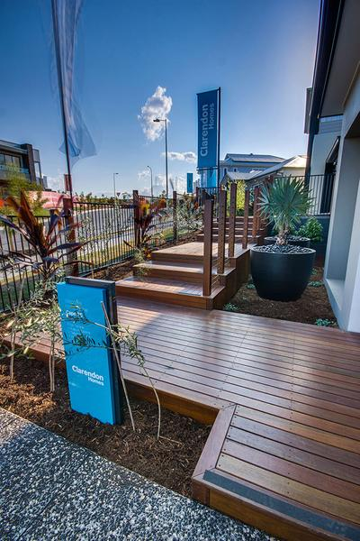 Brisbane Show Home Decks & Pergolas