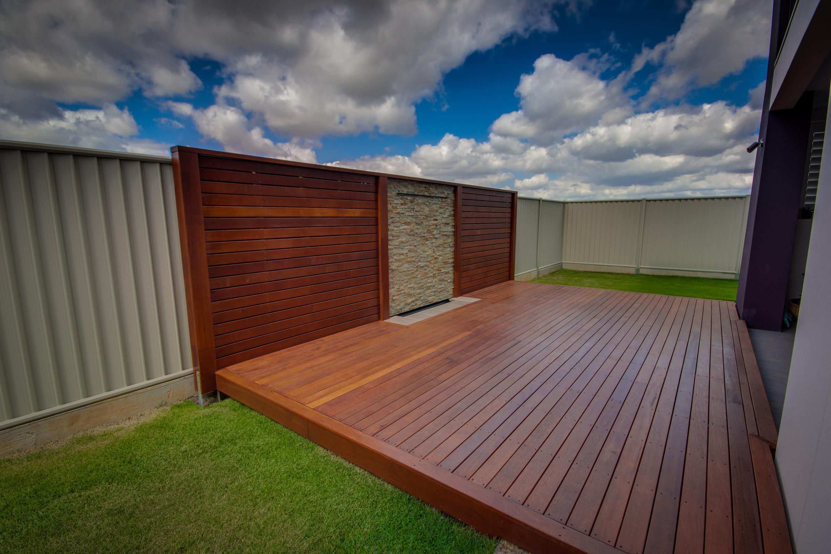 Timber Deck Carindale